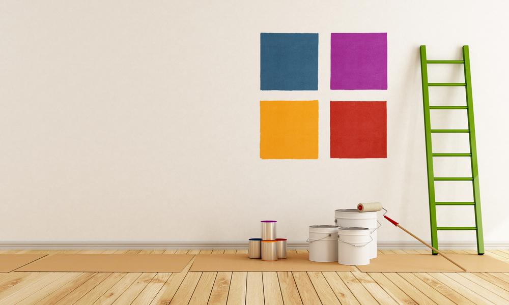 Vos murs aussi ont droit au changement maintenant les cl s du bricolage - Droit locataire peinture murs ...
