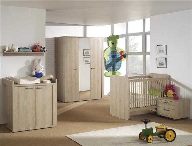 Jonc De Mer Chambre Bebe : Une chambre bébé écolo les clés du bricolage